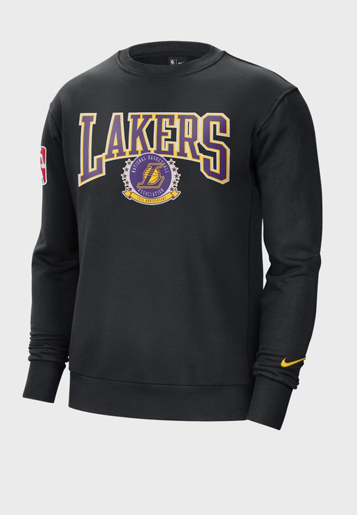 Los Angeles Lakers Fleece Sweatshirt