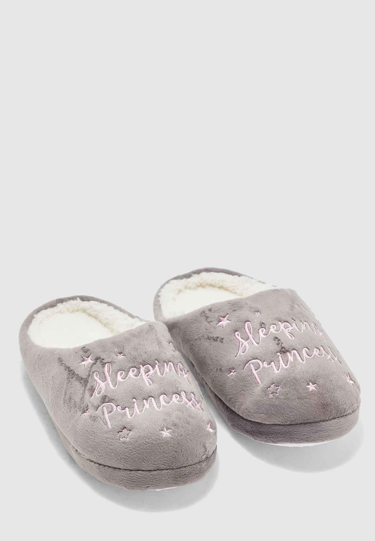 Slogan Slippers