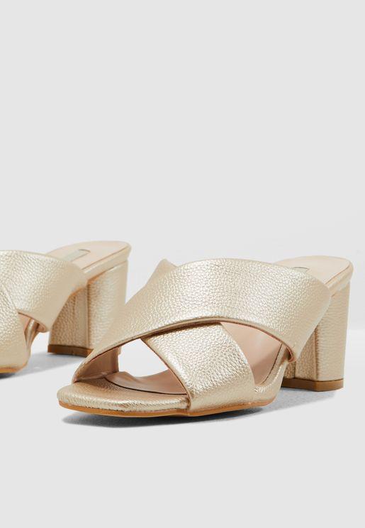 363c089971bd Mid-Heel Sandals for Women