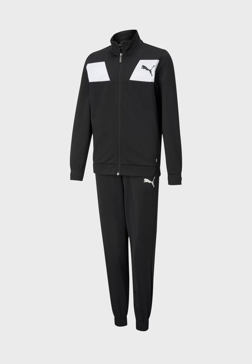 Youth Poly Tracksuit