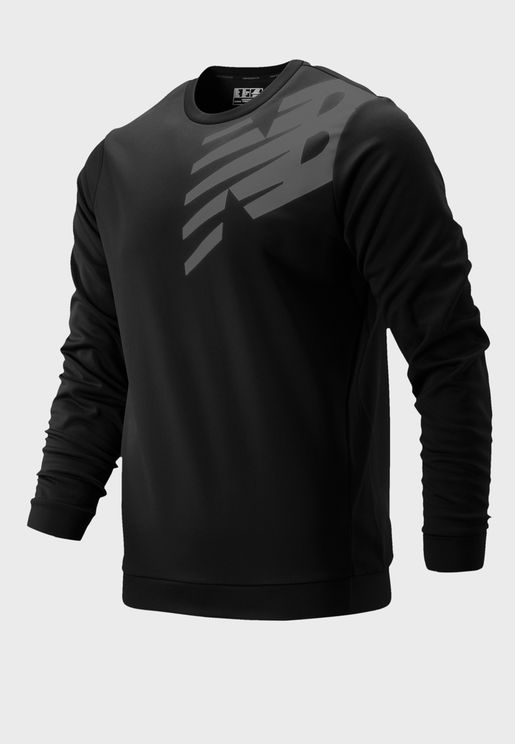 Graphic Tenacity Fleece Sweatshirt