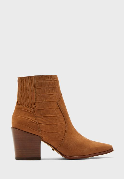 Tillieflex High Heel Ankle Boot