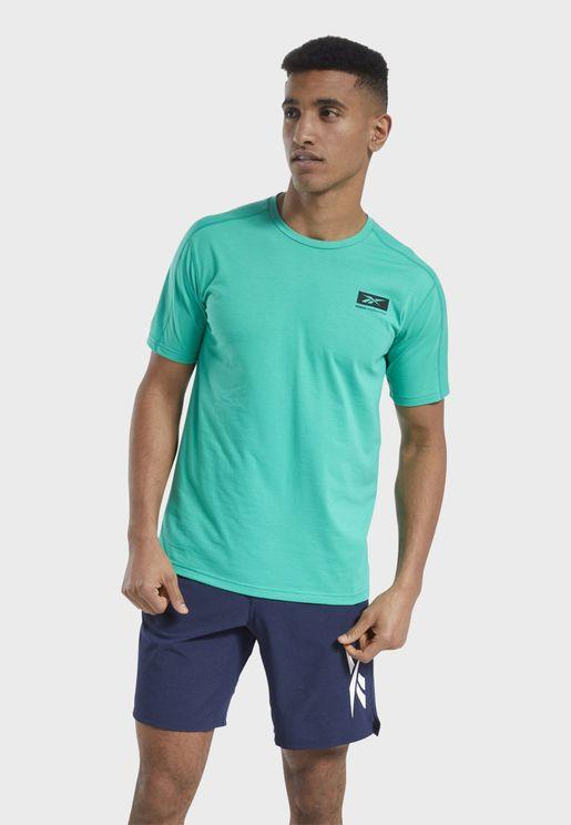 Training Supply Speedwick Graphic T-Shirt