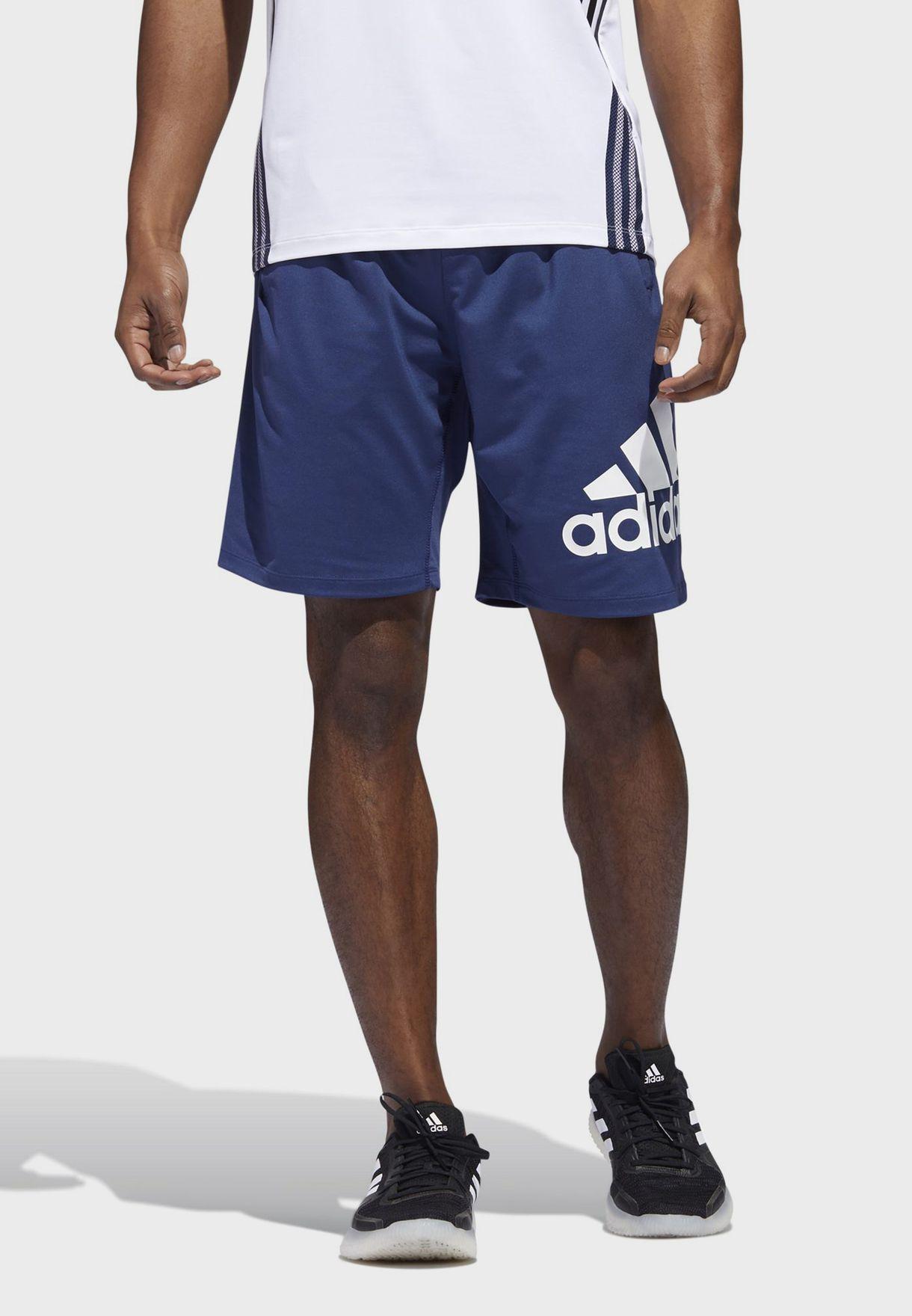 "9"" 4KRFT Badge Of Sports Shorts"