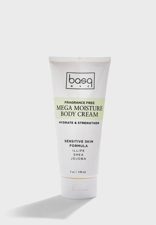 Mega Moisture Cream Tube - Fragrance Free