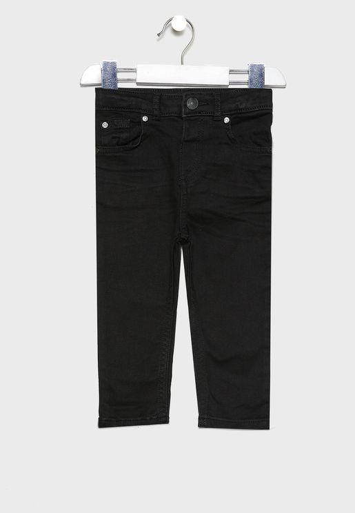 Infant Mid Wash Denim Jeans