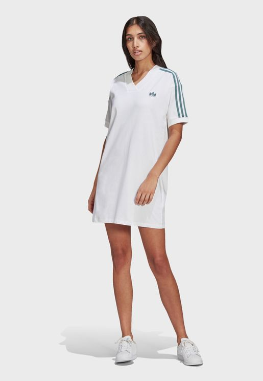 Trefoil T-Shirt Dress