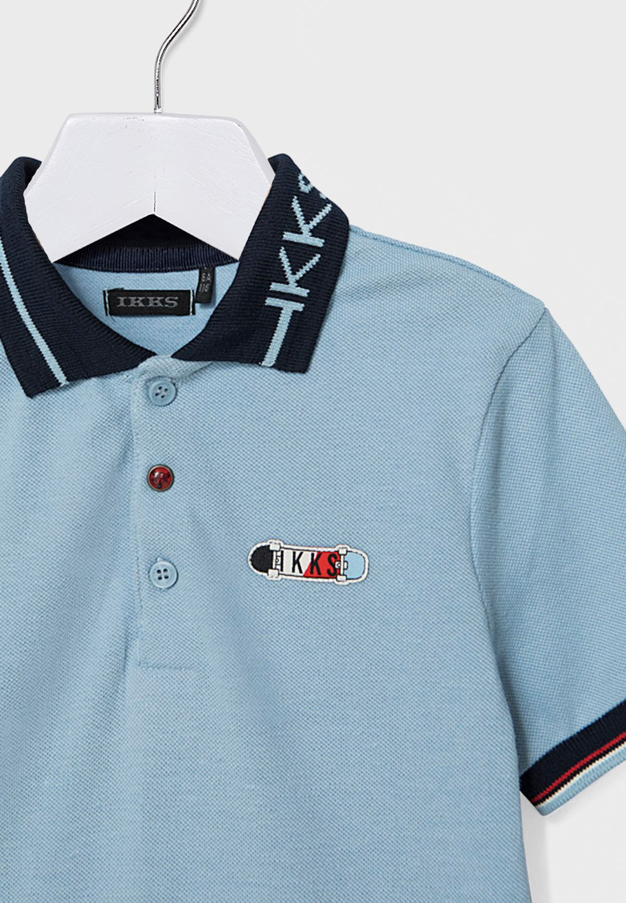 Youth Slogan Polo