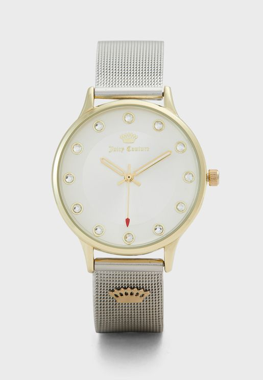 JC1128SVTT Analog Watch