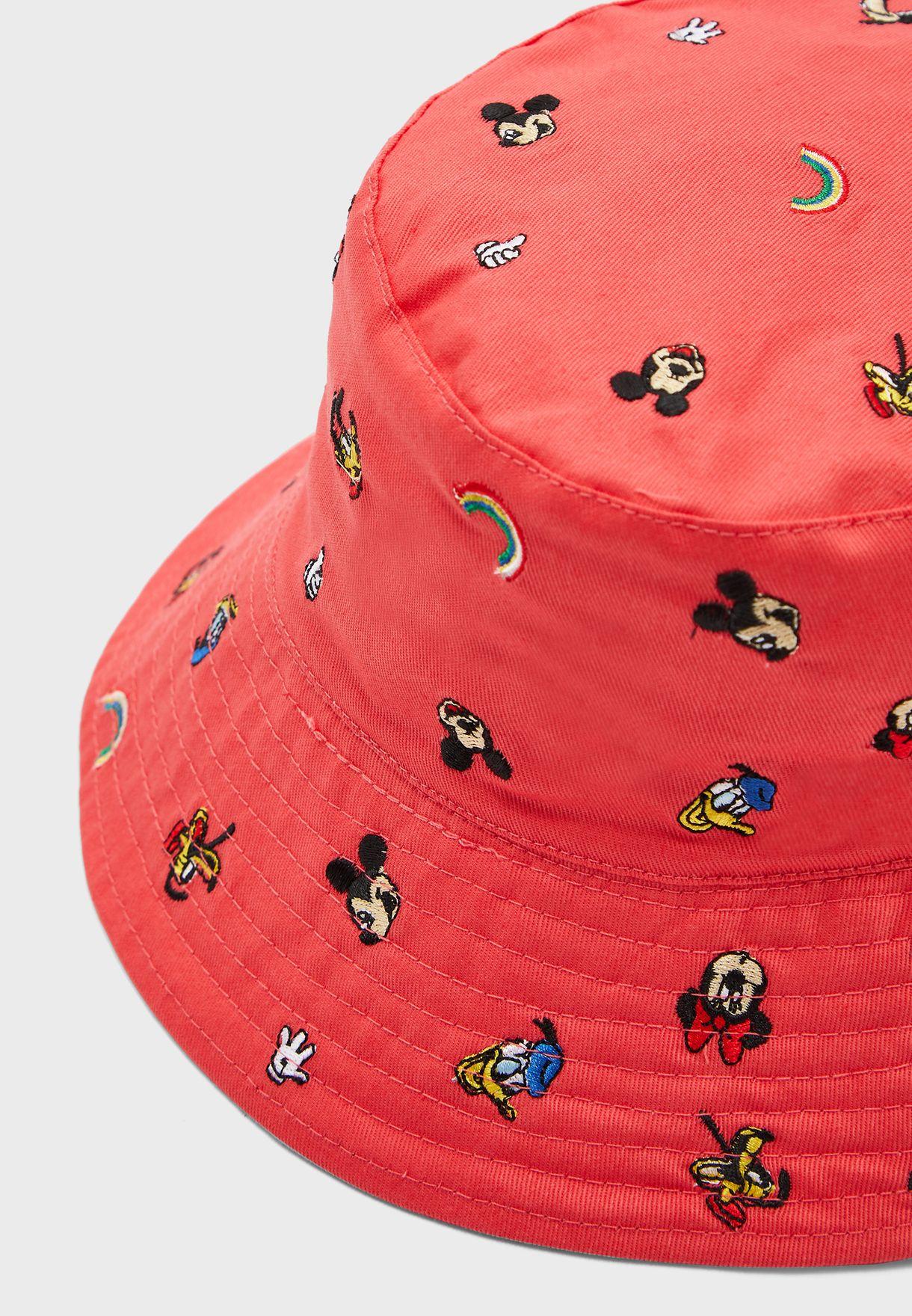 Kids Disney Bucket Hat