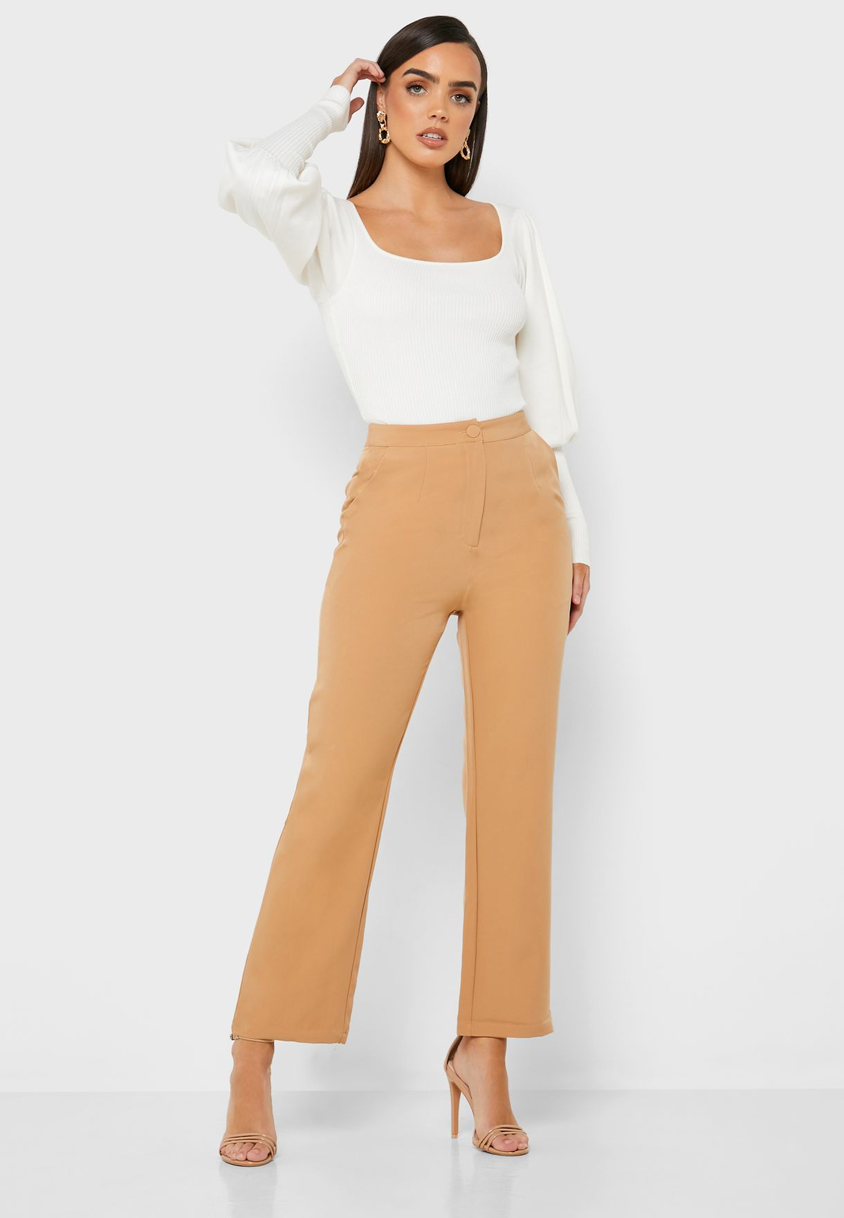 Tailored Pants Co-Ord