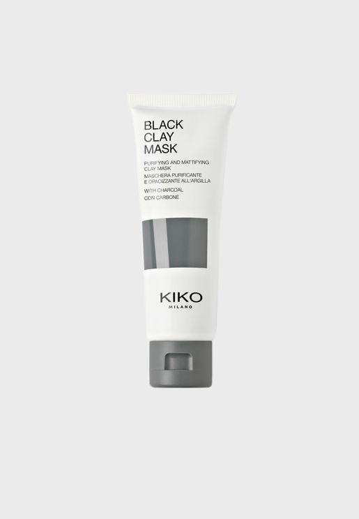 Black Clay Mask 001