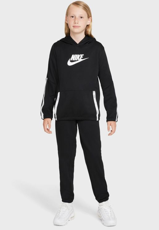 Youth Nsw Poly Pack Hook Tracksuit