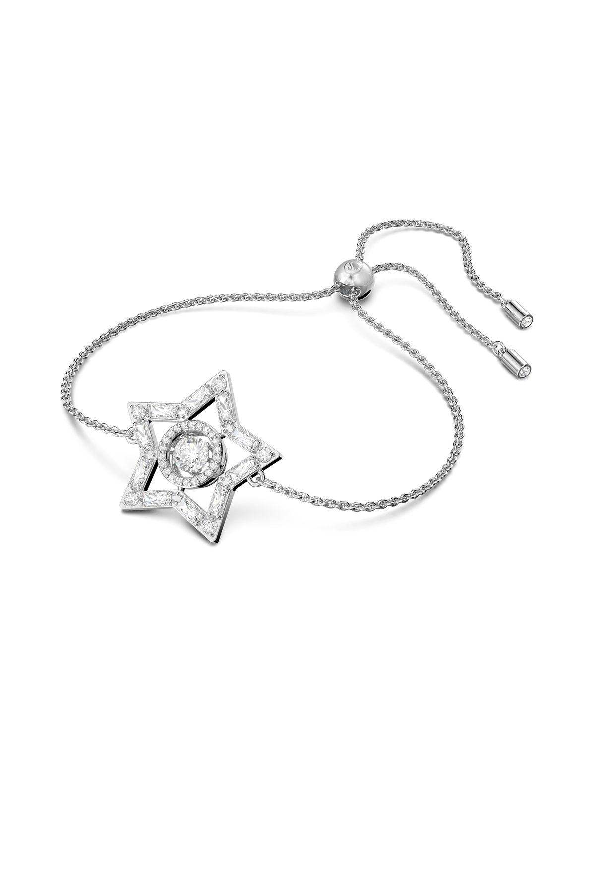 Stella Rhinestone Star Bracelet