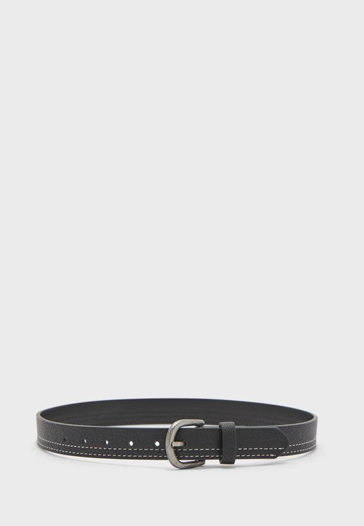 Kids Allocated Hole Belt