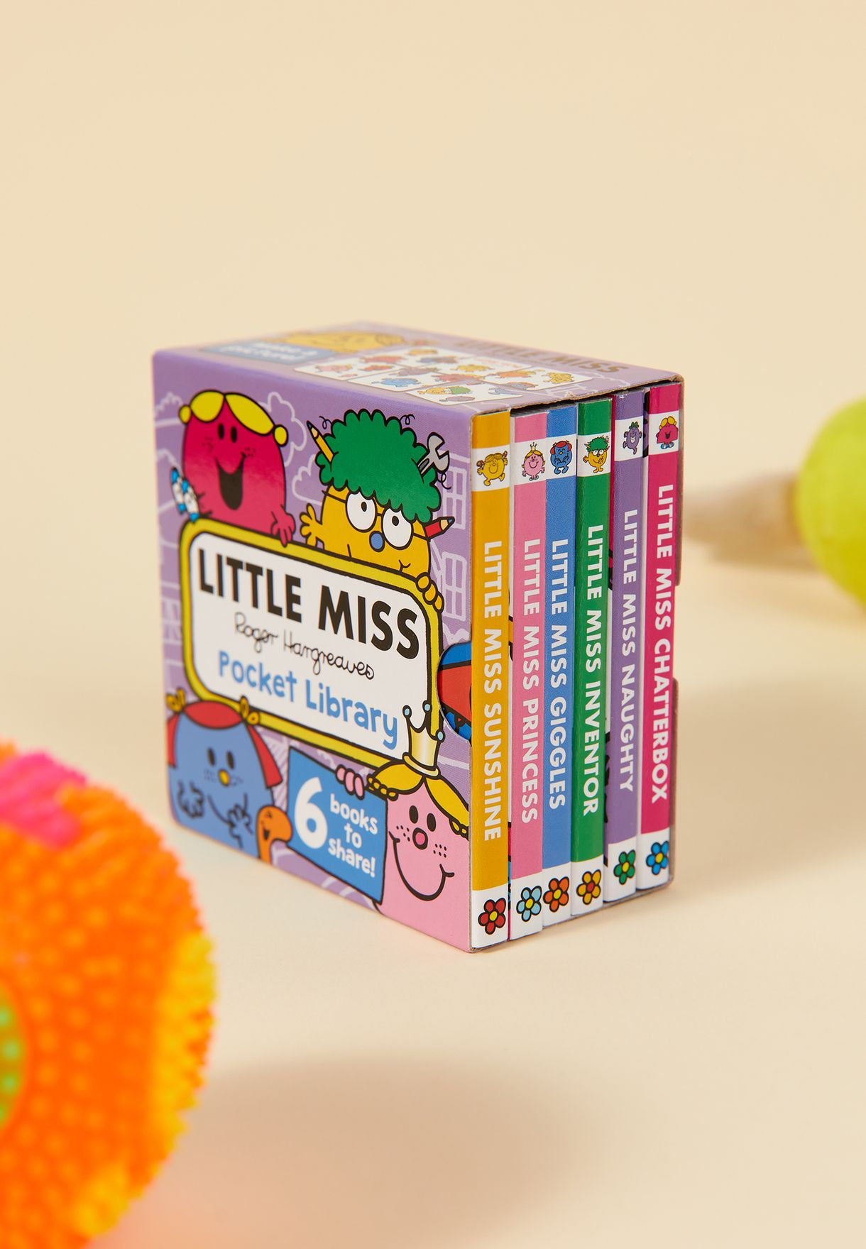 مجموعة كتب ليتل ميس للصغار