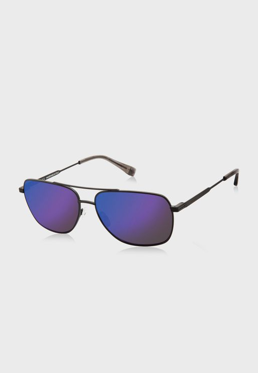 L CO20101 Aviator Sunglasses