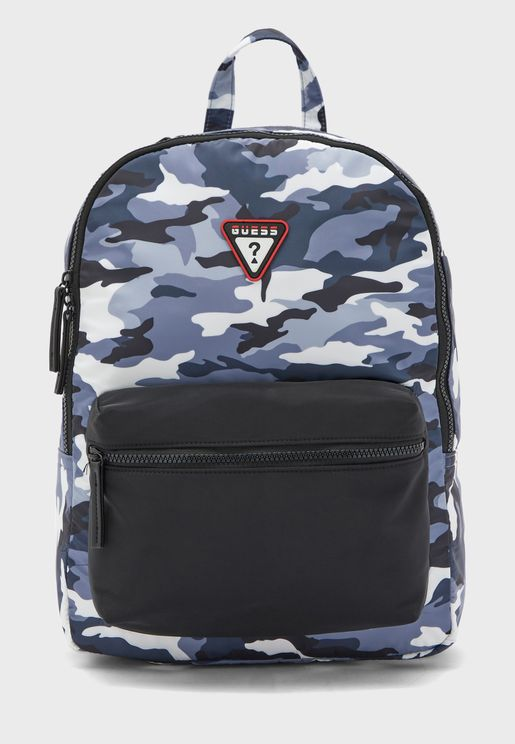 Swat Camo Backpack