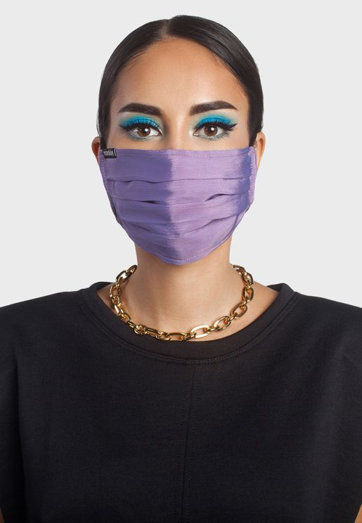 Muted N-12 Face Mask