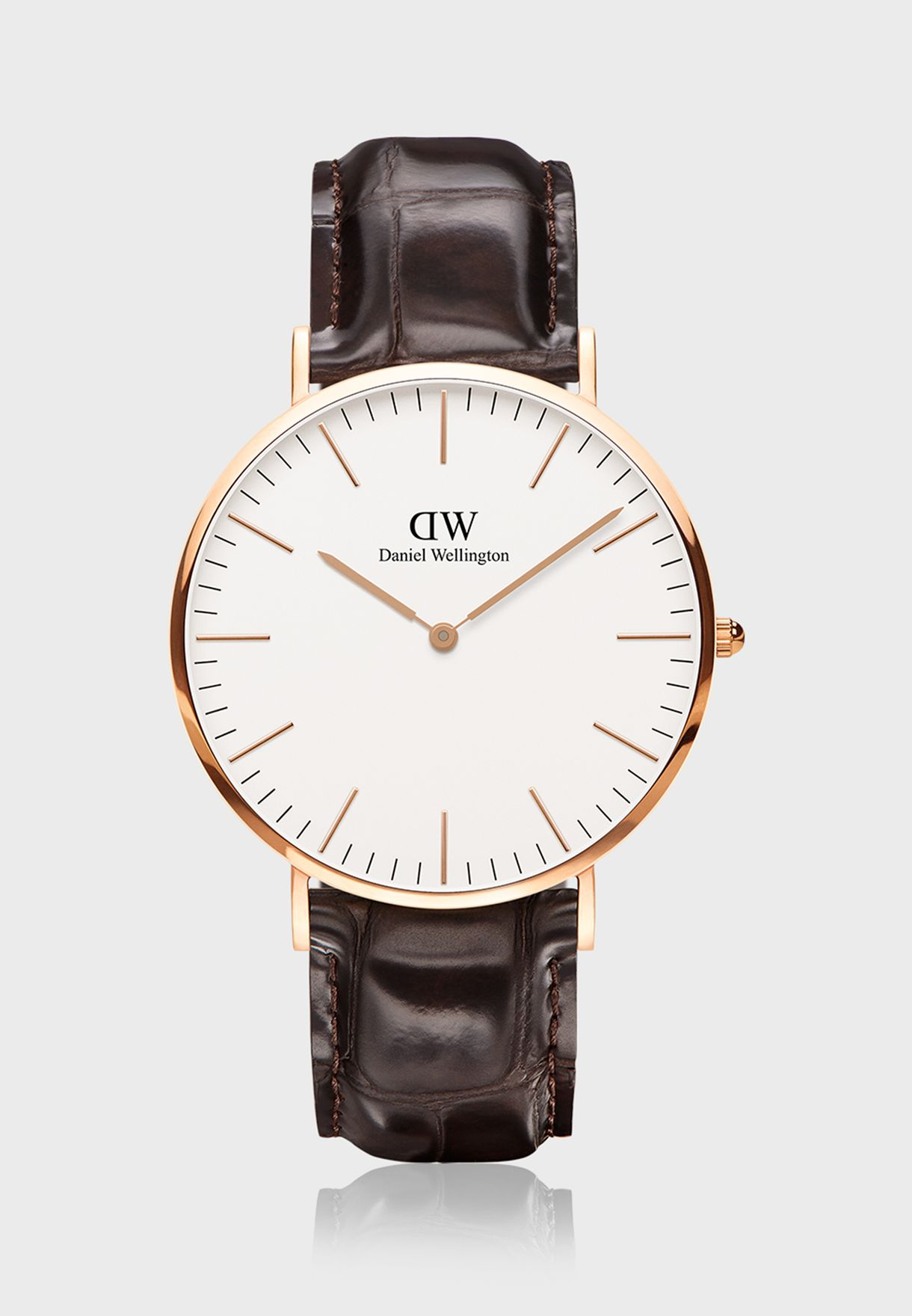 ساعة يورك ار جي وايت الكلاسيكية 40 مم