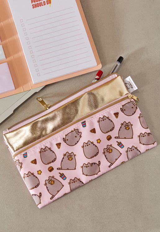 Pusheen Archer Pencil Case
