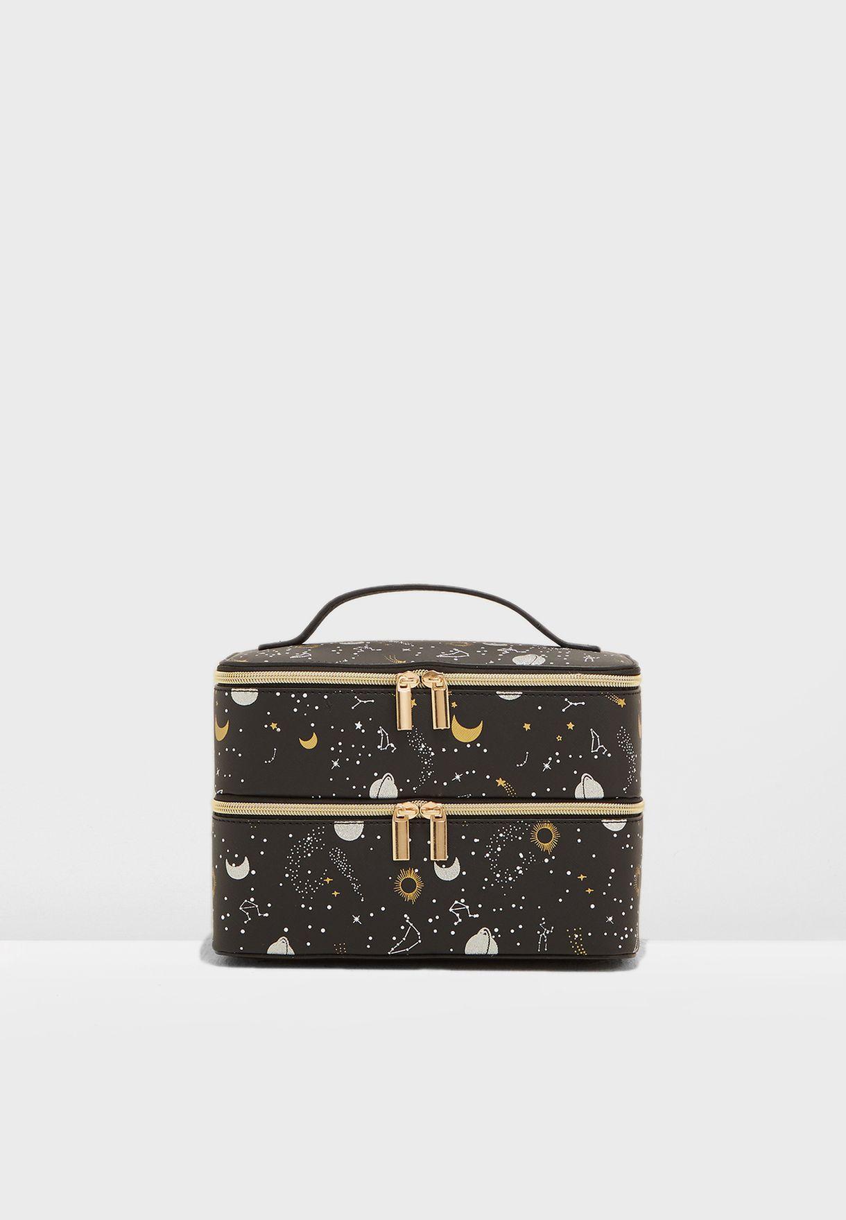 Constellation Cosmetic Bag