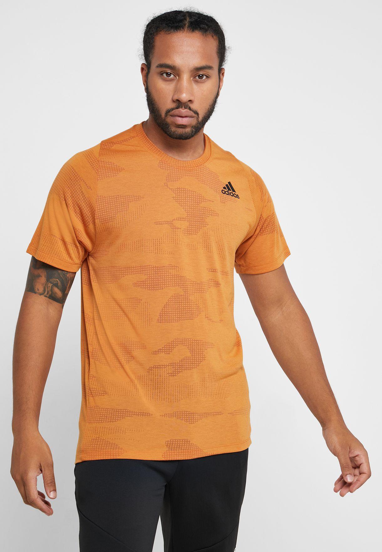 Burnout Camo T-Shirt