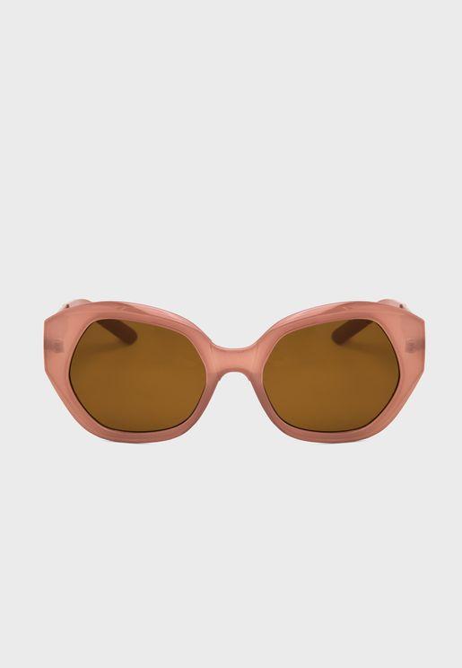 Pentagon Shape Sunglasses