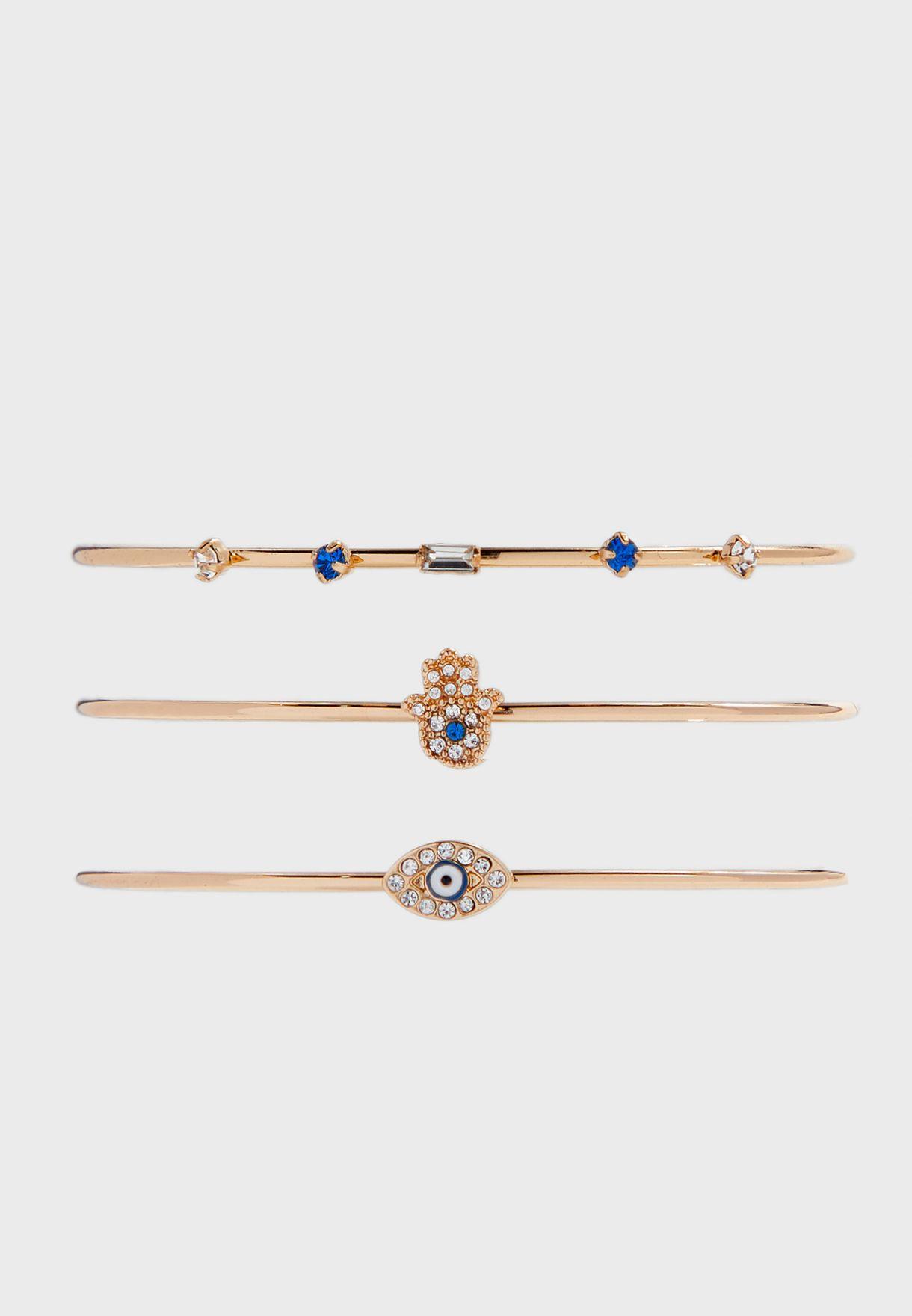 Emba Bracelets Set