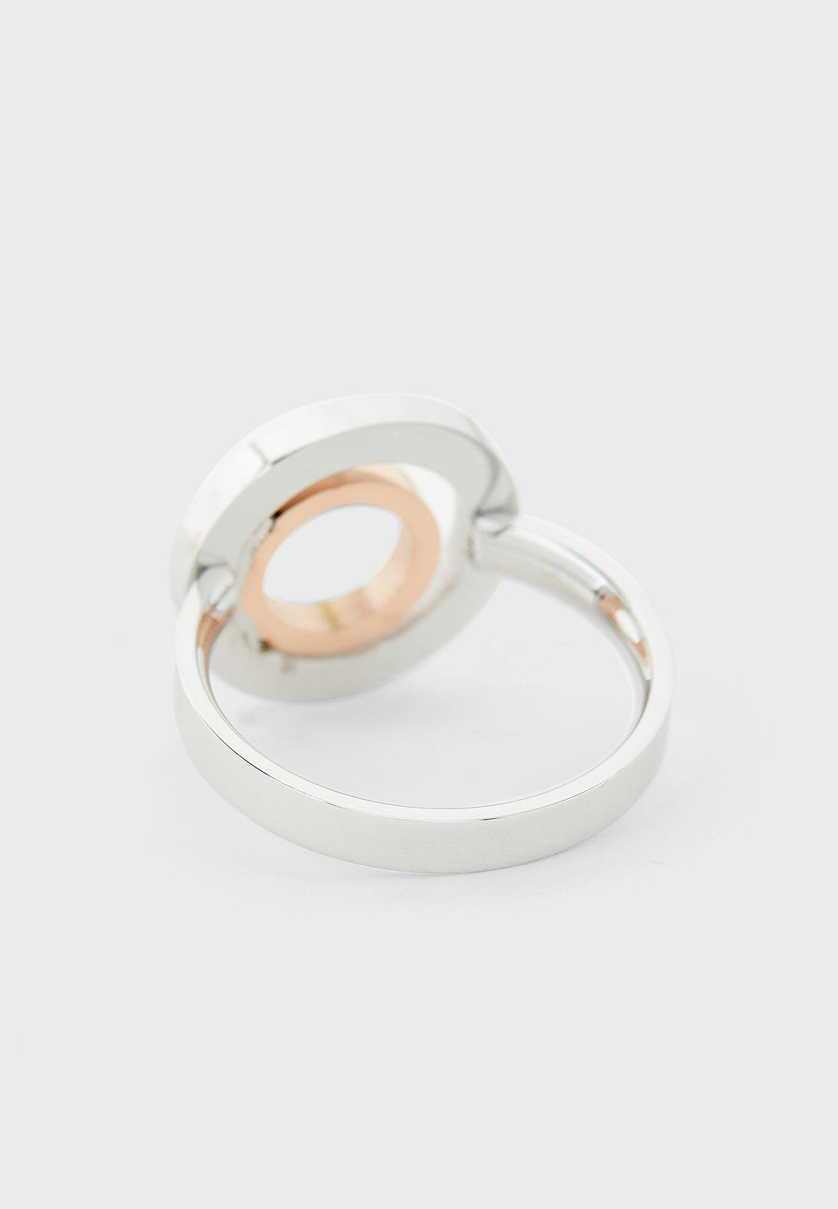خاتم من الستيل