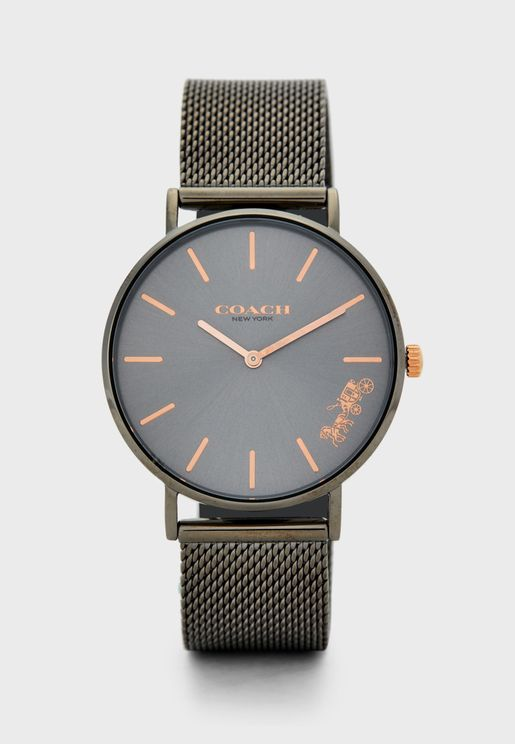 14503127 Mesh Strap Analog Watch