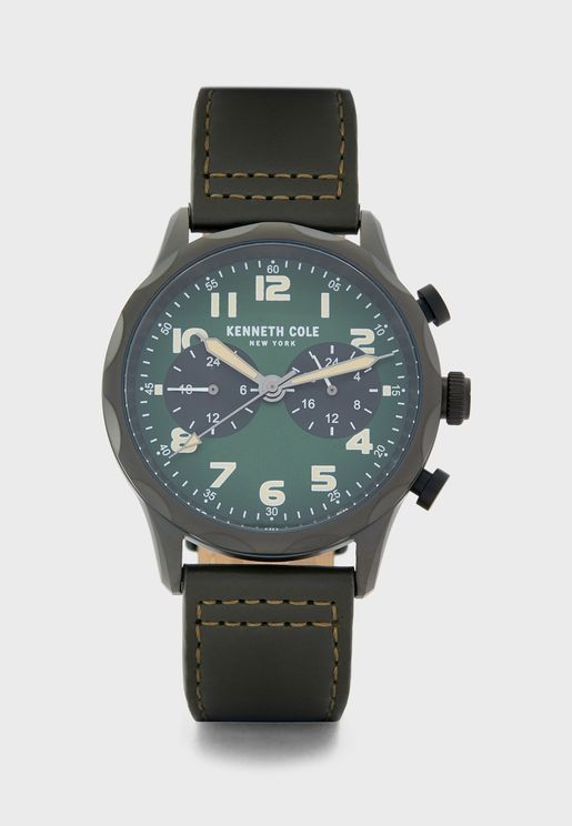 Kc51026001 Modern Analog Watch