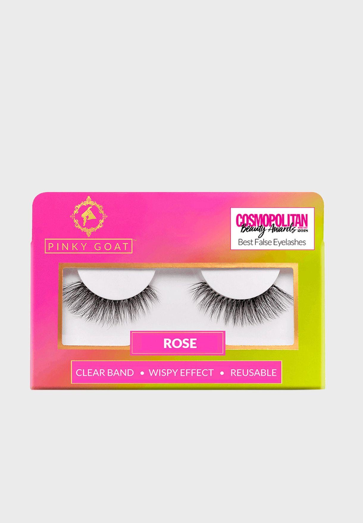 Rose Eyelashes