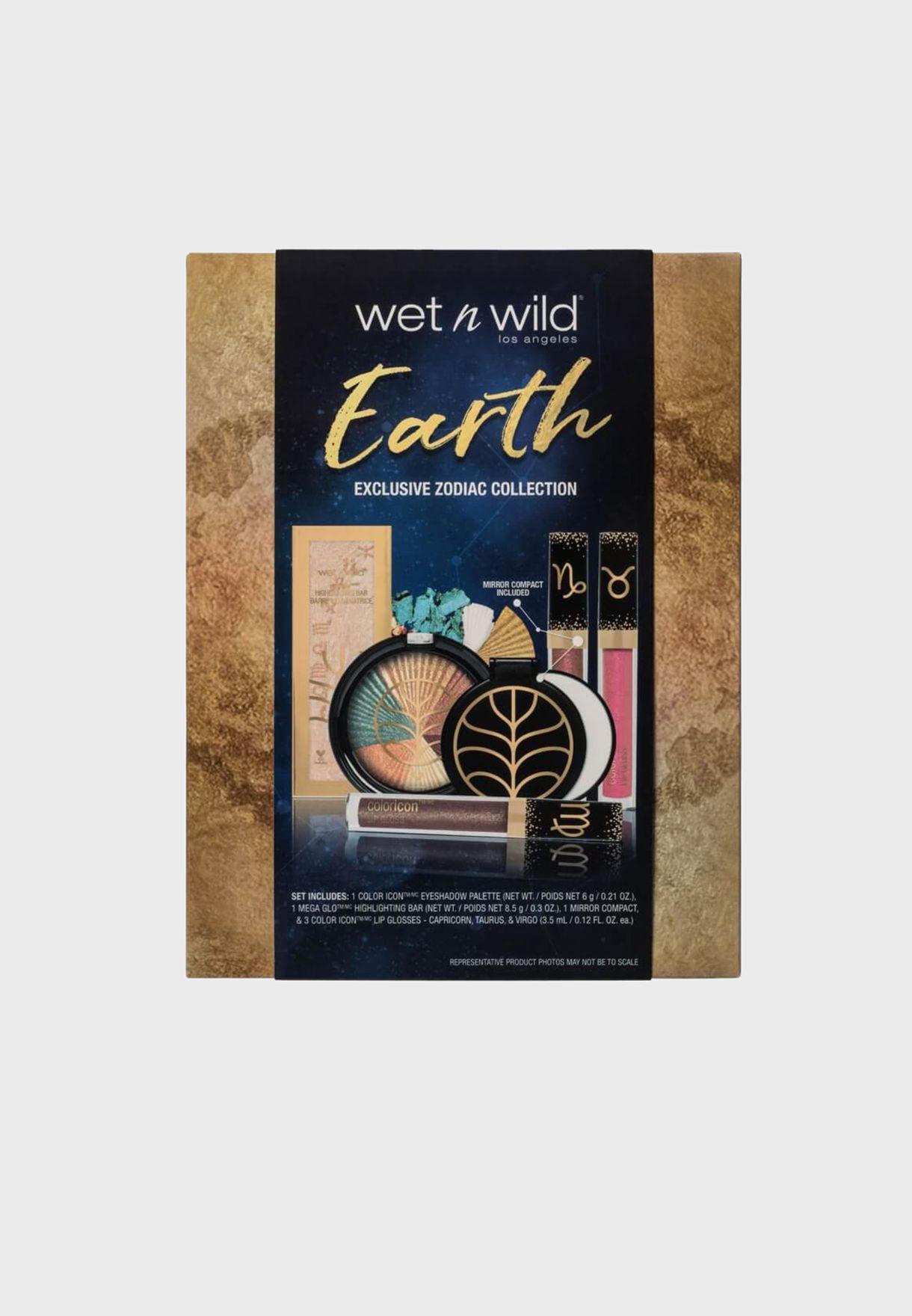 مجموعة زودياك - عنصر الارض