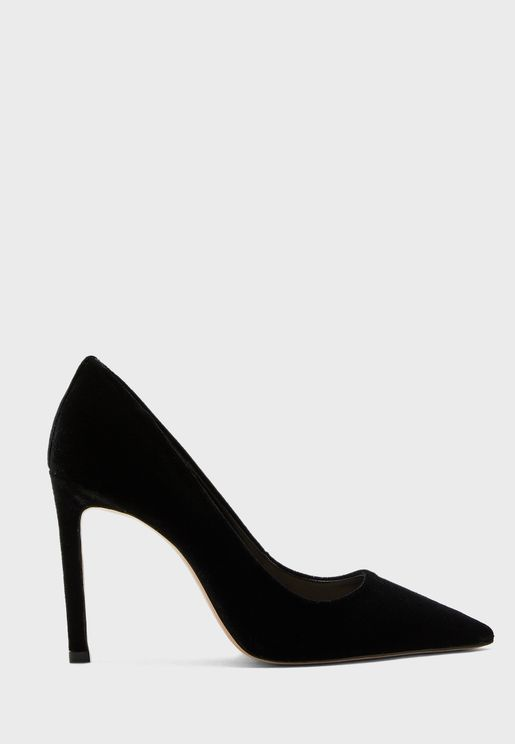 S-Lou High Heel Pump