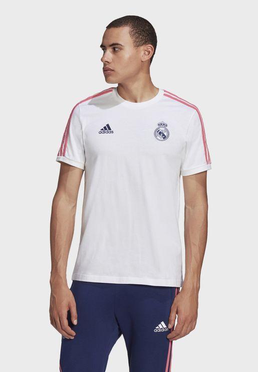 Real Madrid Football Soccer Men's T-Shirt