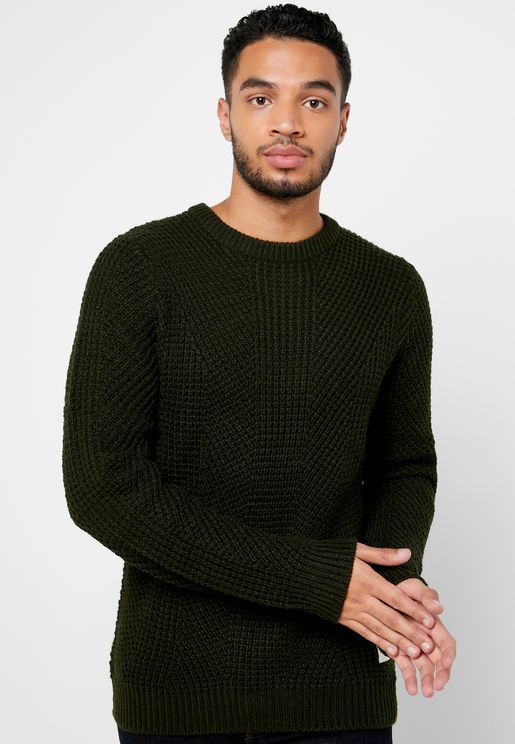 Stanford Knitted Sweater