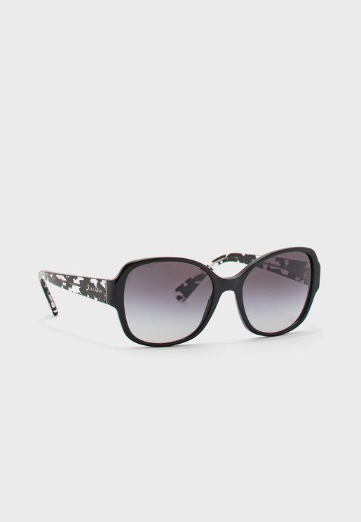 534811 Oversize Sunglasses