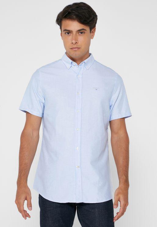 قميص اوكسفور سليم فت