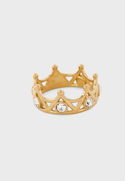 Queen Of Heart Ring