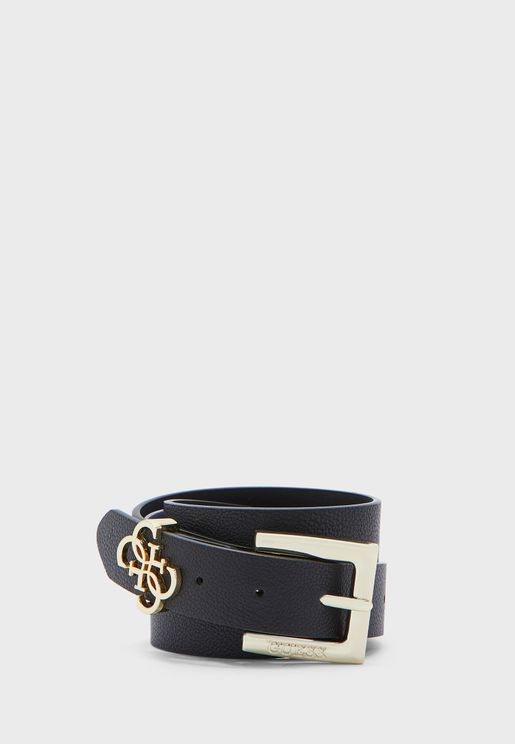 Not Adjustable Allocated Hole Belt