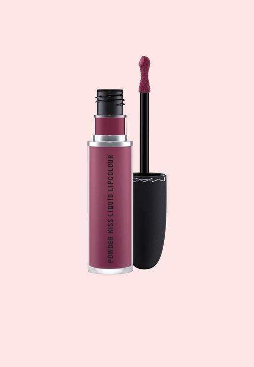 Powder Kiss Liquid Lipcolour - Got A Call Back