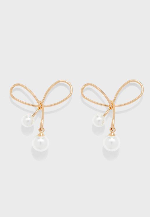 Onigolia Stud Earrings