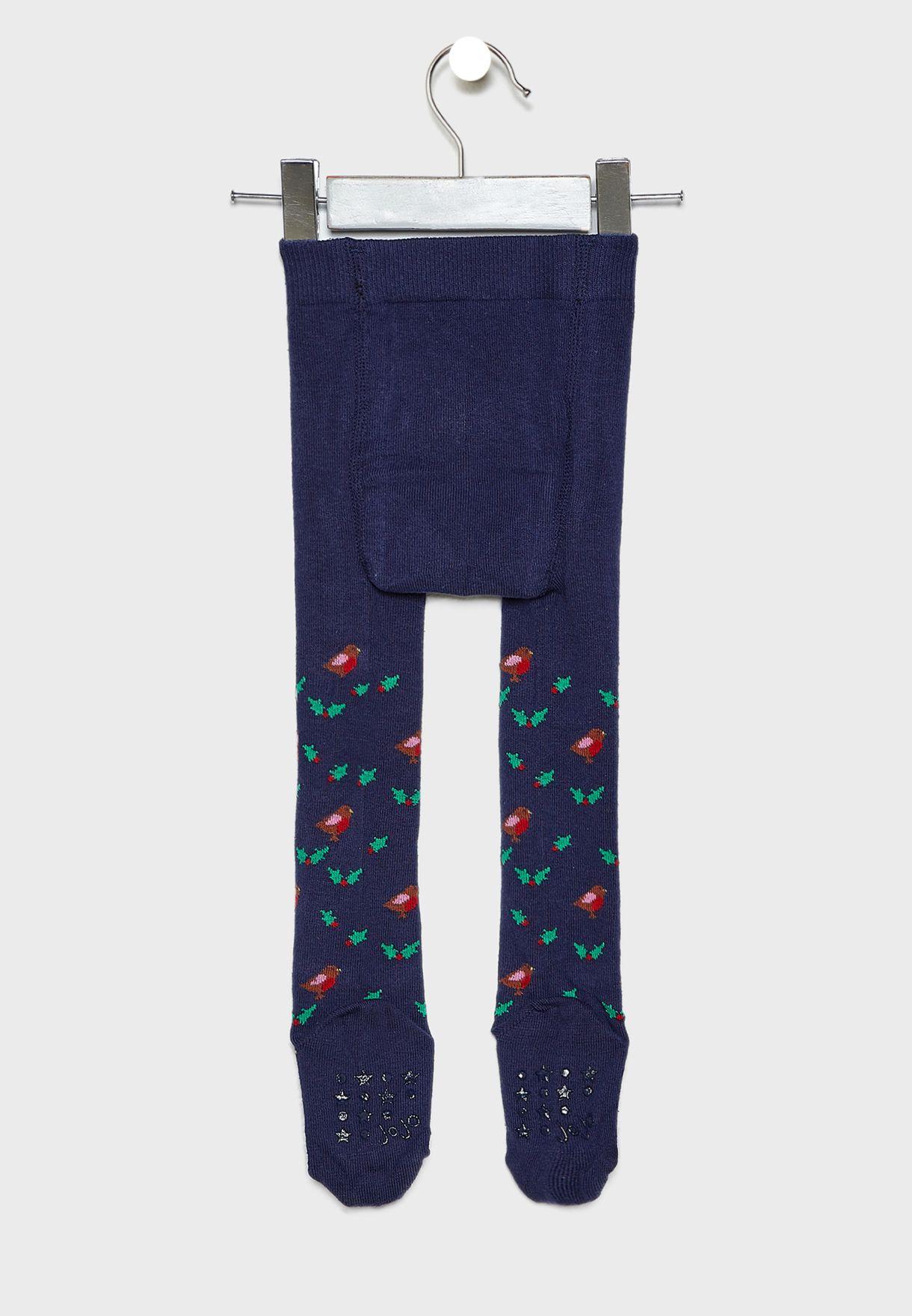 Kids Patterned Socks