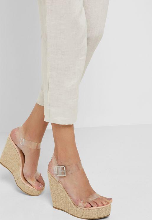 Bali Wedge Sandal