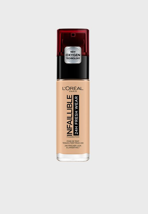 Infaillible Liquid Foundation - 120