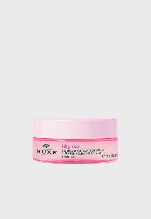 Very Rose Ultra-Fresh Cleansing Gel Mask 150ml