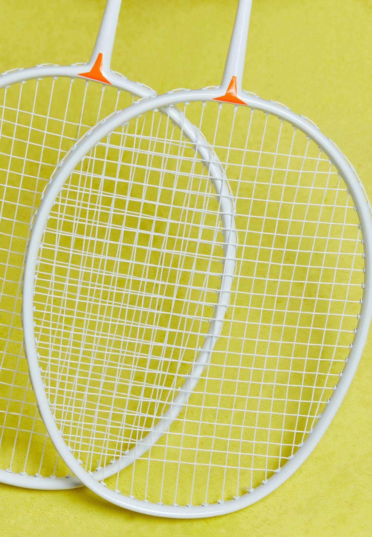 Nouveau Bleu Badminton Set