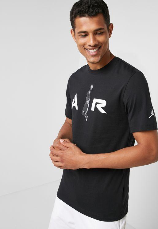 3ede19170662 Jordan Air Photo T-Shirt. Nike