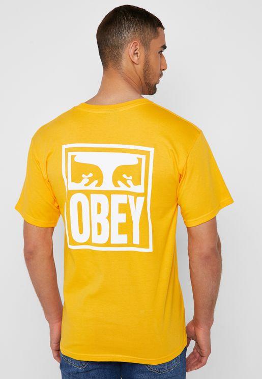 Eyes Icon T-Shirt